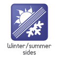Summer / winter sides