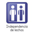 Independencia de lecho